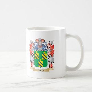 Gilli Coat of Arms - Family Crest Coffee Mug