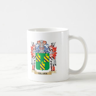 Gillies Coat of Arms - Family Crest Coffee Mug
