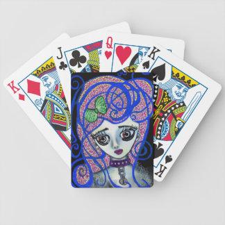 Gilly the Sad Emo Poker Deck