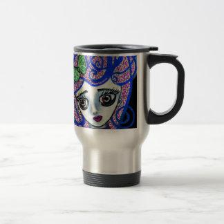 Gilly the Sad Emo Travel Mug