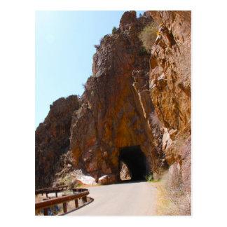 Gilman Tunnels, New Mexico Postcard