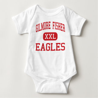 Gilmore Fisher - Eagles - Middle - Trenton Baby Bodysuit