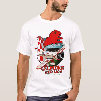 Gilmore Red Lion Wedell Williams 44 T-Shirt