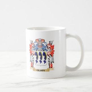 Gilroy Coat of Arms - Family Crest Coffee Mug