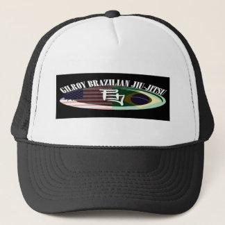 GilroyBJJbanner3 Trucker Hat