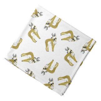 Gilwell Antelope Scarf Bandanna