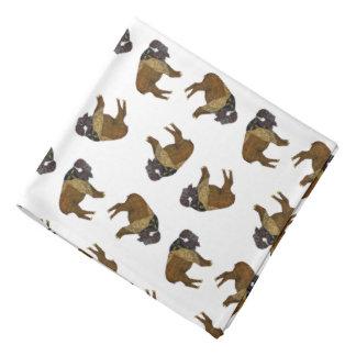 Gilwell Buffalo Scarf Do-rag