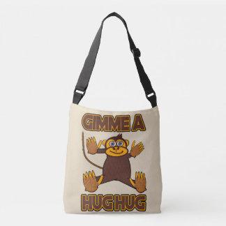 Gimme A Hug Hug Crossover Bag
