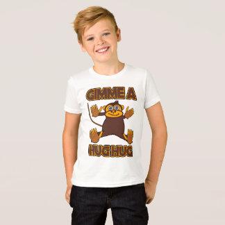 Gimme A Hug Hug Kid's Jersey T-Shirt
