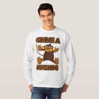 Gimme A Hug Hug Montague Cristo Men's Shirt