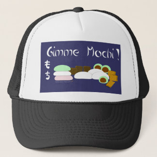 Gimme Mochi Sticky Rice Cake Trucker Hat