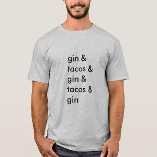 Gin and Tacos t-shirt (men's basic)