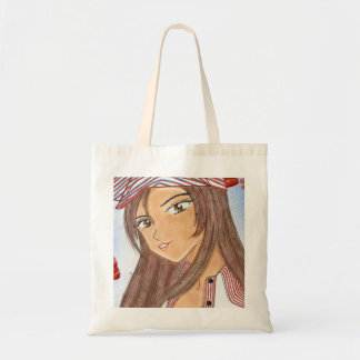 Ginessa Digs Tomatoes Tote Bag