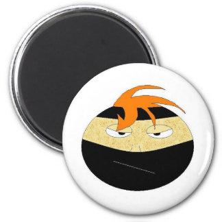 Ginga Ninja 2 Inch Round Magnet