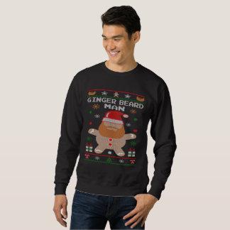 Ginger Beard Man Sweatshirt