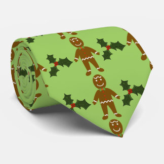 Ginger Bread Man Tie