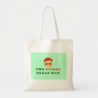 Ginger Bread Man Tote Bag