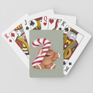 Ginger Bread Playing Cards