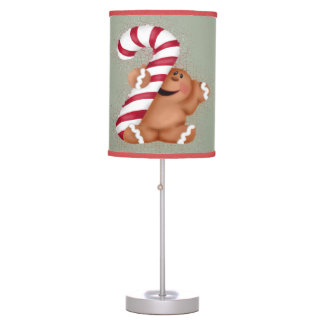 Ginger Bread Table Lamp