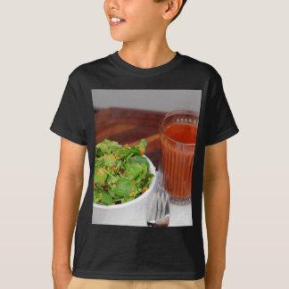 Ginger Carrot Tomato Dressing Watercress Salad T-Shirt