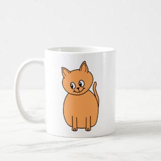 Ginger Cat. Coffee Mug
