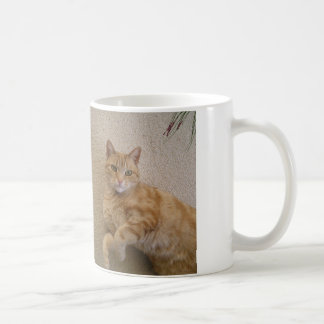 Ginger Cat - It's a Purrfect Life Coffee Mug