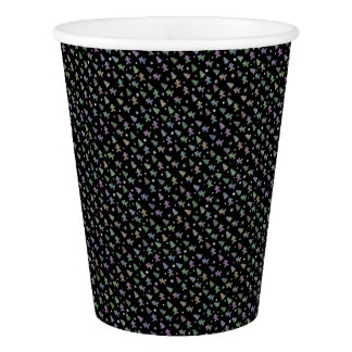 Ginger cookies Christmas pattern Paper Cup