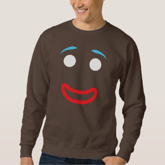 Ginger Face Ugly Sweatshirt