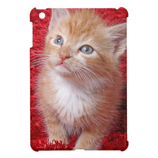 Ginger Kitten iPad Mini Cover
