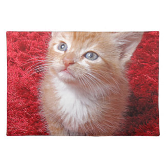 Ginger Kitten Placemat