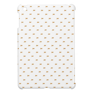 Ginger Kittens Walking iPad Mini Cover