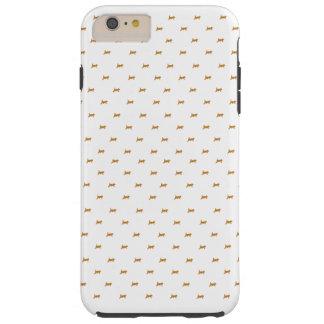 Ginger Kittens Walking Tough iPhone 6 Plus Case