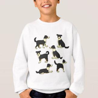 Ginger little dog sweatshirt