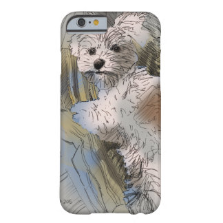 Ginger My Baby Barely There iPhone 6 Case