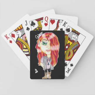 Ginger Playing Cards