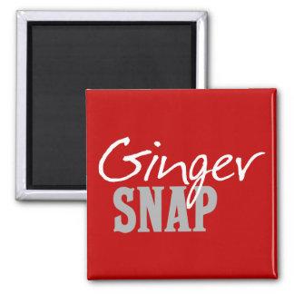 Ginger Snap Redhead Humor Magnet