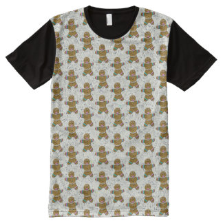 Gingerboy All-Over-Print T-Shirt