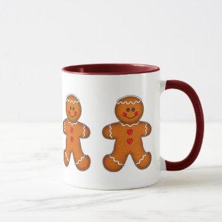 GINGERBREAD BOY COOKIE by SHARON SHARPE Mug