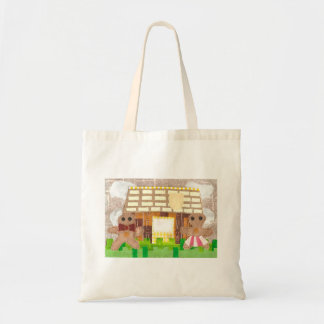 Gingerbread Couple Bag