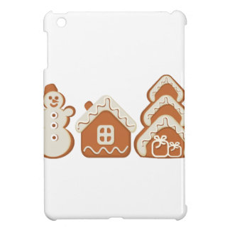 gingerbread cover for the iPad mini