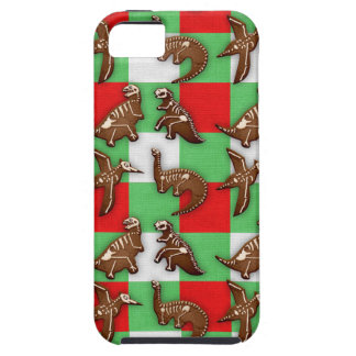 Gingerbread Dinos Case For The iPhone 5