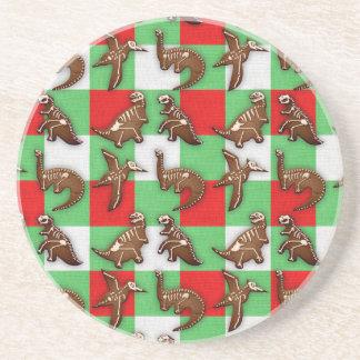 Gingerbread Dinos Coaster