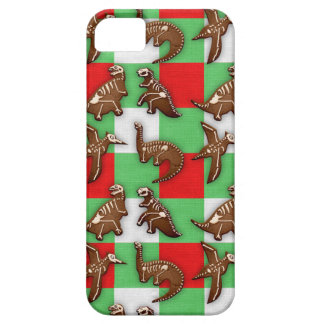 Gingerbread Dinos iPhone 5 Case
