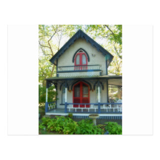 Gingerbread house 28 postcard