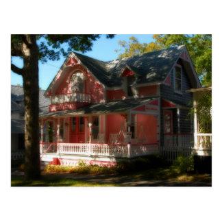 Gingerbread house 30 postcard