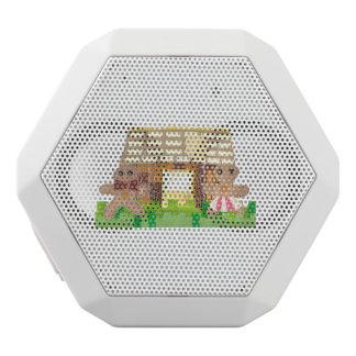 Gingerbread House Couple Boombot REX Speaker