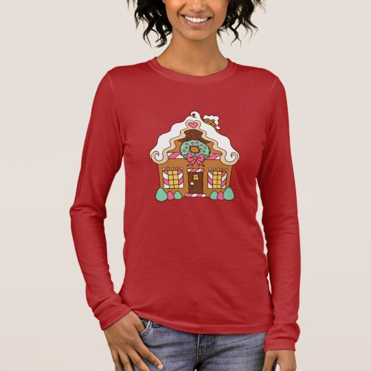 Gingerbread House T-Shirt
