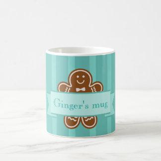 Gingerbread Hugs Coffee Mug