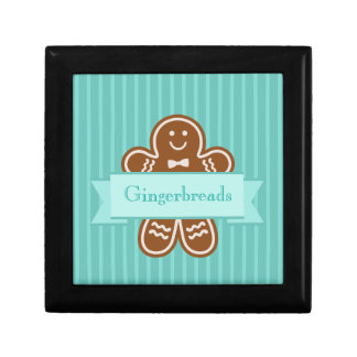 Gingerbread Hugs Gift Box