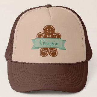 Gingerbread Hugs Trucker Hat